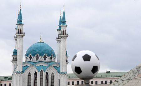 Казань как аномалия