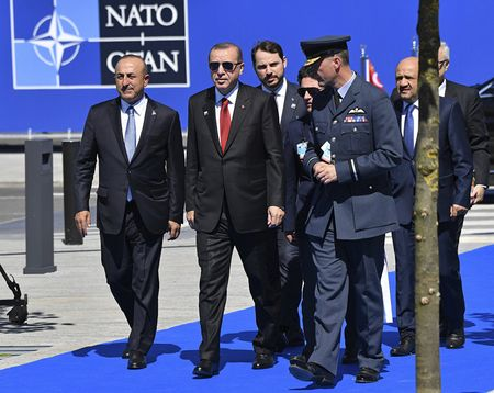 Турция еще в НАТО?