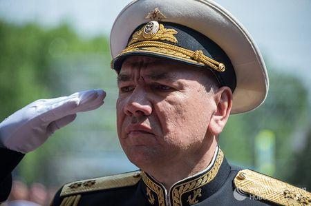 Моисеев назначен командующим ЧФ