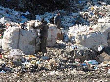 Со свалками в Крыму катастрофа