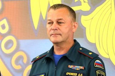Крымский главк МЧС возглавил Еремеев