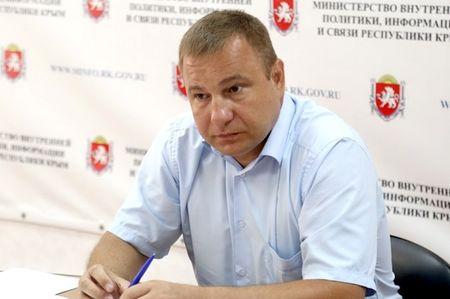 Мининформ Крыма возглавил Зырянов