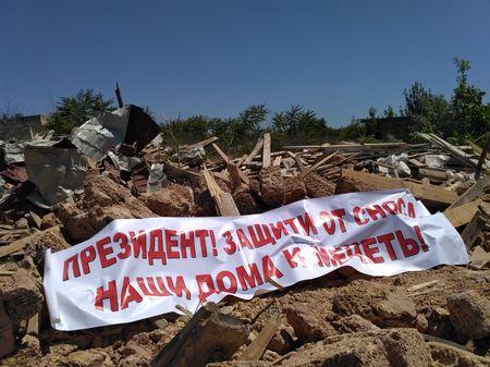 В священный для мусульман месяц Рамадан в Крыму снесли мечеть