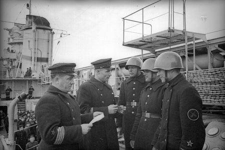 Дервиш Акимов служил на крейсере «Молотов»