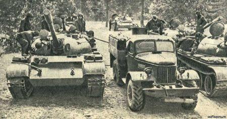 Муртаза Бекиров заправлял танки