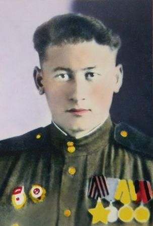 Шихрази Феттаев уничтожил 70 немецких солдат и офицеров