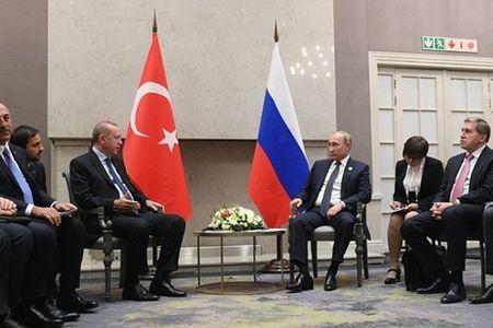 Отношения России c Турцией на подъеме