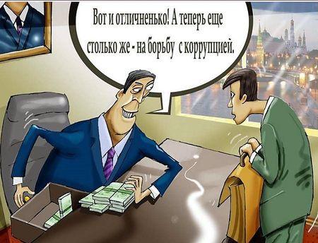 Когда же начнется реальная борьба с коррупцией?