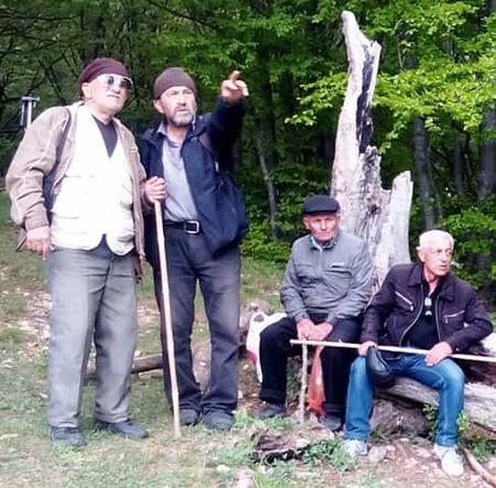 22 мая 2010 г. Нурфет Алиевич впервые для себя принял участие в организованном Милли Фирка восхождении на Чатырдаг, о котором мечтал всю жизнь. После этого он ещё пять раз поднялся на Чатырдаг.