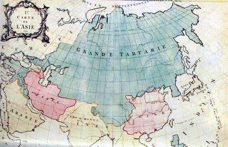 Русская Тартария как греческая Таврида