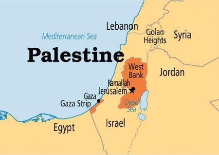 Для кого Палестина дом родной?