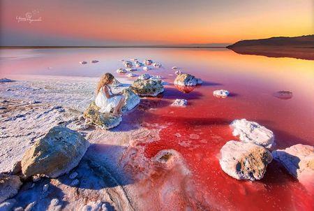 Озера в Крыму волшебные…