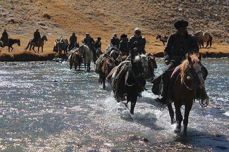 Памирские киргизы выберут себе нового хана