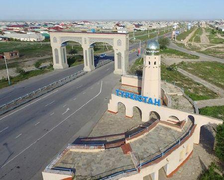 Определены границы Туркестанской области Казахстана