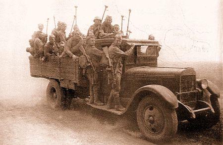 Семен Аблаев, рискуя жизнью, доставлял боеприпасы на огневые позиции