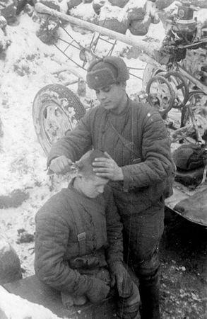 Халиль Смайлов трижды был ранен в боях