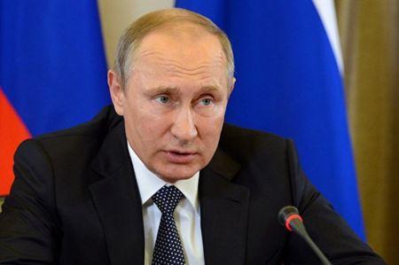 Путин поздравил Россию с Курбан Байрамом
