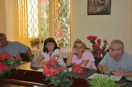 В Карасубазаре прошел семинар блогеров