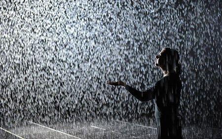 Дождь измиллионов падает наКрым