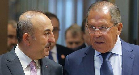 Лавров летит в Турцию для переговоров с Чавушоглу