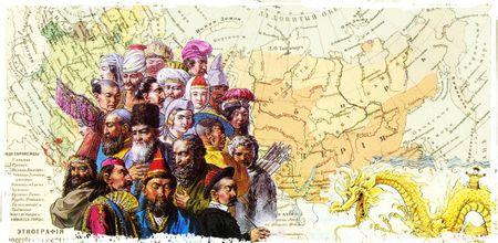 От химеры наций к империи народов