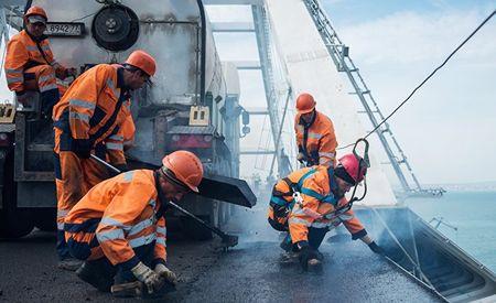 Евросоюз ввел санкции за Крымский мост