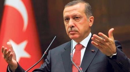 Эрдогану комфортнее на Востоке