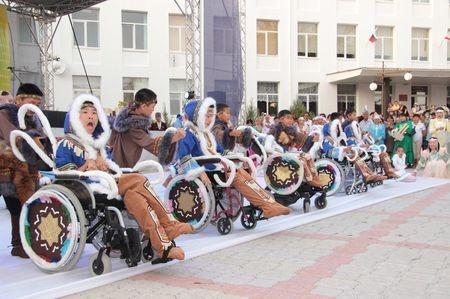 В Крыму проходит «Алтын майдан»