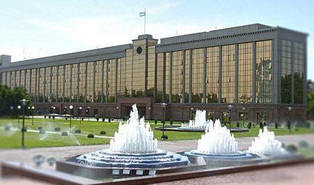 Делегация талибов посетила Ташкент