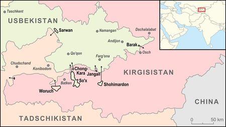 Кыргызы отдают узбекам Барак