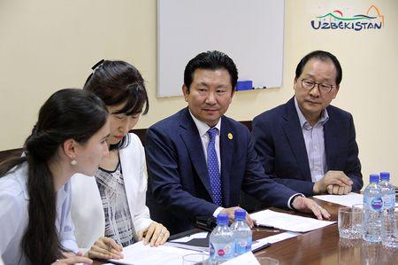 В Ташкенте построят Korean Town