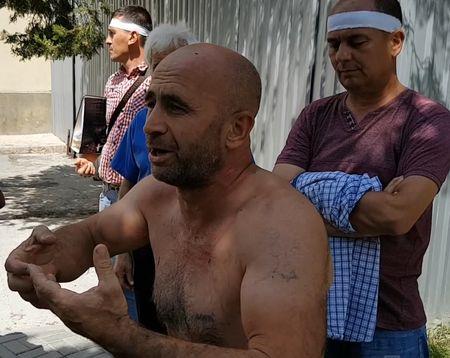 В Крыму совершен акт самосожжения