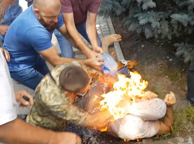Нет произволу крымских властей!