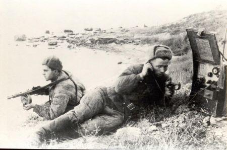 Абдула Балич обеспечил связь командующего корпусом с дивизиями
