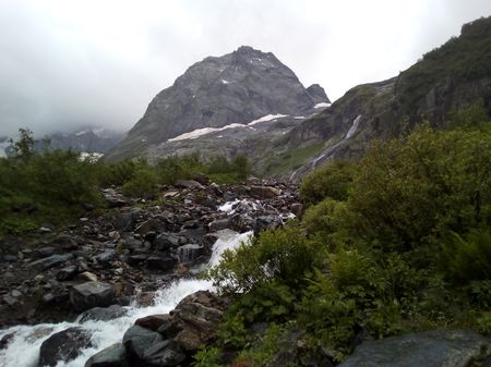 Вид на гору Зуб Софруджу