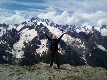 Прекрасны горы Карачая!