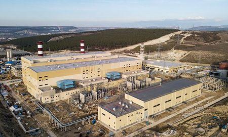 В Крыму запустили первый блок Таврической ТЭС