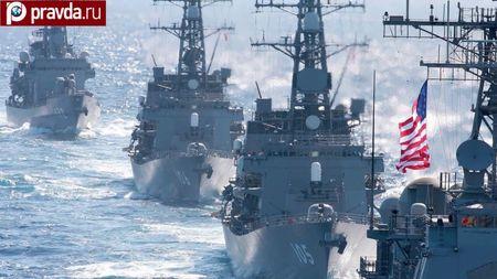 Кораблей НАТО в Азовском море не будет
