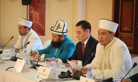 Муфтияты Центральной Азии побратались