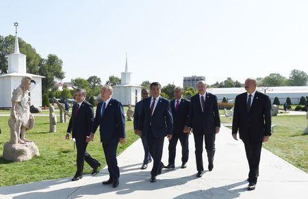 В Чолпон-Ате завершился саммит тюркских государств