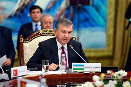 Узбекистан за Тюркский совет