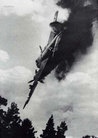 Аблямит Аблезов сбил три самолета противника