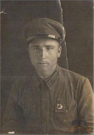 Якуб Османов командовал автопарковым взводом
