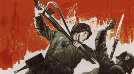 Осман Давлетов в рукопашной схватке уничтожил семь немцев