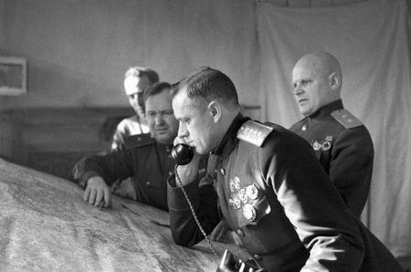 Зейтула Хайрединов обеспечил связь штаба фронта с войсками