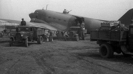 Усеин Муратов доставлял боеприпасы на аэродромы