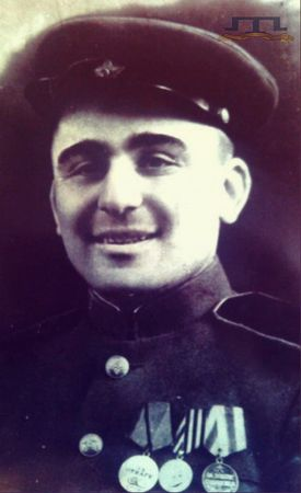 Усеин Османов служил в разведке шофером