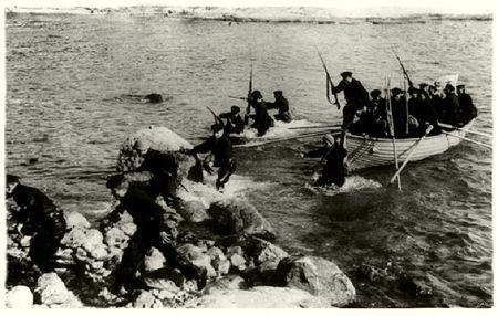 75 лет назад началась Керченско-Эльтигенская десантная операция