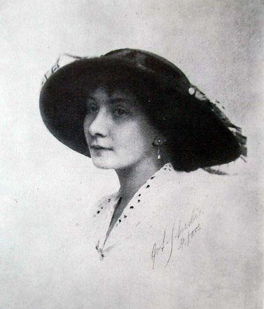 Анна Тимирева (1893-1975)
