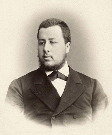 Городской голова Москвы Николай Алексеев (1852-1893)